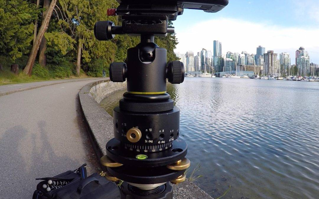 Panorama Shooting Stanley Park